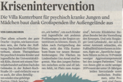 KStA 2018 - Kicken statt Krisenintervention