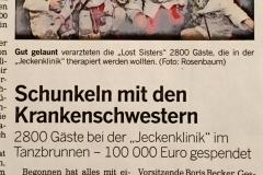 Jeckenklinik 2015 Rundschau